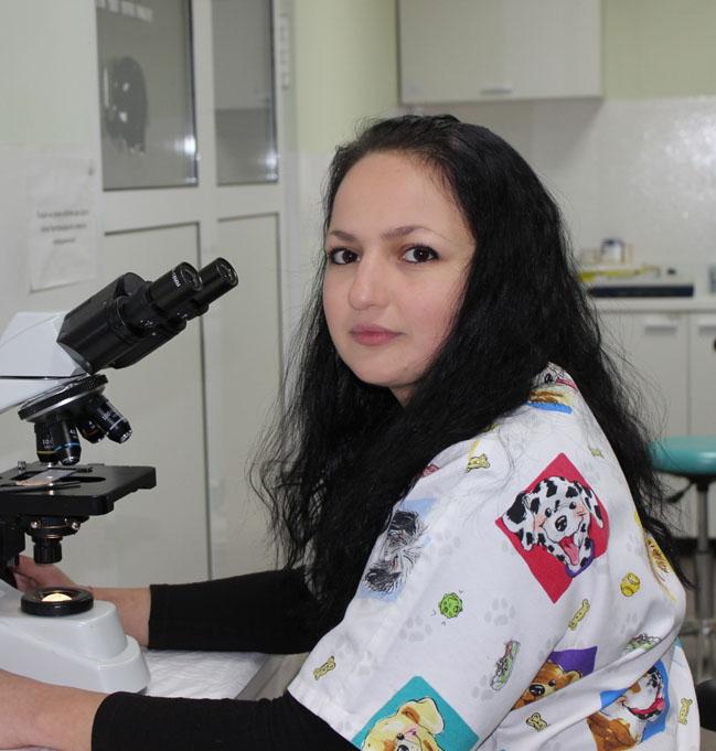 Dr. Melina Vlaykova