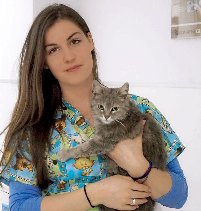 Д-р Татяна Василева